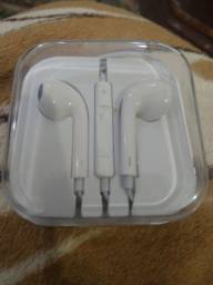 Fone de ouvido simples estilo iPhone
