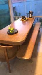 Mesa de Madeira maciça em Jaru