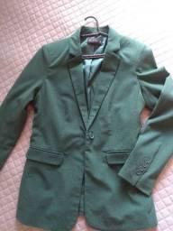 Vendo blazer tamanho m/ 38