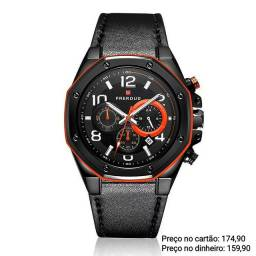 Relógio masculino importado original Mini Focus