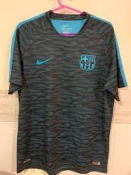 Camisa barcelona oficial treino g