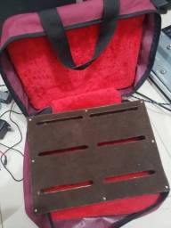 Pedalboard profissional ângelo cases