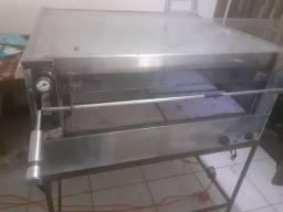 Vendo forno eletrico com infra vermelho e marcado de temperatura