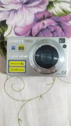 câmera digital sony ciber-shot-7.2