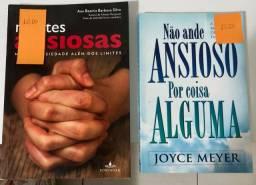 Livros de auto ajuda semi novos