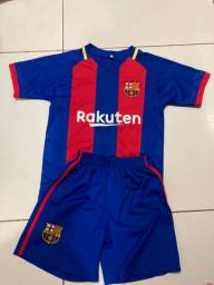 Conjunto do Barcelona 3a linha!