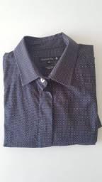 Camisa social dudalina 40