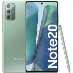 Samsung Galaxy Note 20 Verde