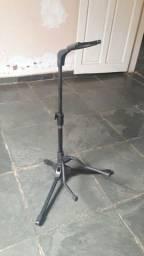 Pedestal/ Apoio/ Encosto ... para violão/ guitarra/ baixo.