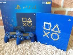 PS4 edição limitada DAYS OF PLAY