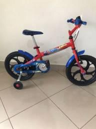 Bicicleta  Caloi infantil aro 16 original
