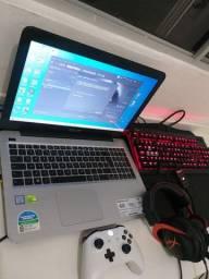 Notebook Gamer i7 7500