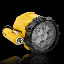 Lanterna Para Veículos Com Base Magnética