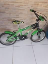Bicicleta bem 10 infantil