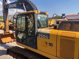Escavadeira Jhon Deere 250g-lc 2017