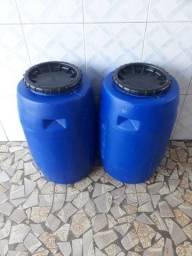 Bombonas de 50 e 100 LTs
