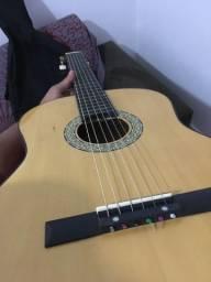 Vendo violão seminovo