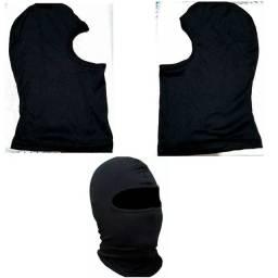 Máscara Proteção Bike Motociclista Esporte Tecido Fino Lazer