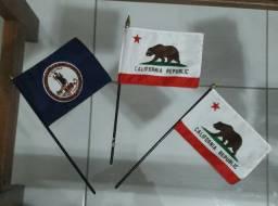 Coleção Bandeiras e Flecha