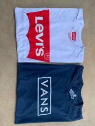 Promoção!!!Camisetas tamanho P,M,G,GG