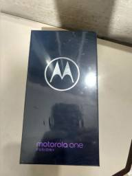 Motorola one fusion plus lacrado