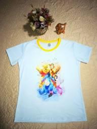 Tshirts femininas