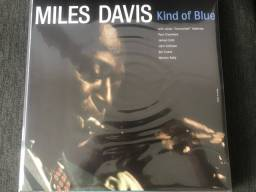 Disco - LP Vinil - Miles Davis Kind of Blue