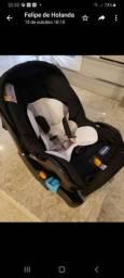Bebê conforto Chicco até 13 kg usou 3 vezex