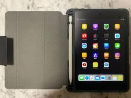 iPad mini 5 Apple, Tela Retina, 256GB, Cinza Espacial, Wi-Fi  + Case + Apple Pencil
