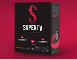 Super tv black