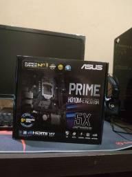 Placa mãe Asus Prime H310M.