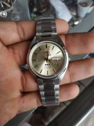 Relógio Orient Automático 21 rubis, novo