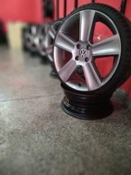 Vendo rodas Saveiro Cross 17