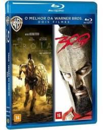 Blu-ray Troia e 300