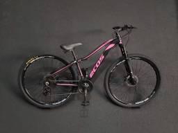 Bicicleta aro 29 com 24 marchas