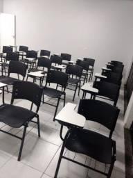 Carteiras Escolares Universitatia Novas Para Curso e Empresas - Polipropileno