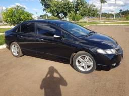 Honda Civic EXS 2010/2010 Placa Final 0 Versão Topo de Linha