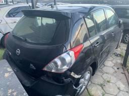Veículo Nissan Tiida 2012/2013 Para Retirada de Peças