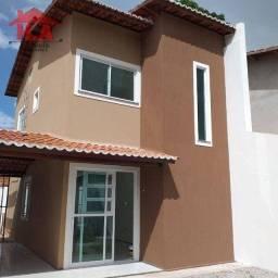 Casa com 2 dormitórios à venda, 90 m² por R$ 150.000 - Santo Antonio - Itaitinga/Ceará