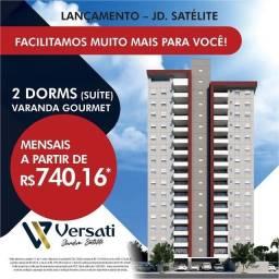 Residencial Versati - Lançamento Jd Satélite SJC