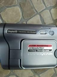 Filmadora Sony 8mm