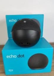 Echo Dot (4ª Geração) Smart Speaker Amazon Alexa Original