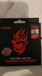 Corda Solez guitarra