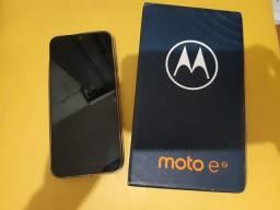 Moto Ei 32gb com uma semana de uso