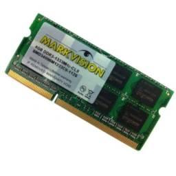 memoria 4 gb ddr3 de notebook frequência 1333