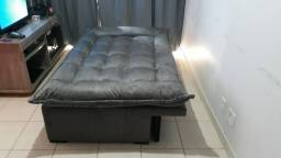 sofa cama     fofão novo da fabrica