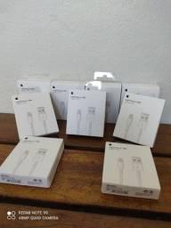 Cabos de iPhone originais (Lacrados, com 6 meses de garantia por nós, ler descrição)