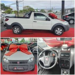 Fiat Strada Hard Working 1.4 CS, mod. 2019, Completo.