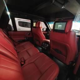 Land Rover Range Rover Vogue Autobiography Supercharged 5.0 V8 Preto
