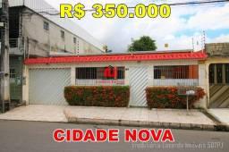Casa com 3 quartos sendo 1 suíte na Cidade Nova, Canaranas, Nova